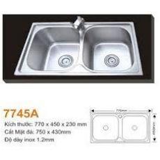 Chậu rửa bát AMTS 7745A