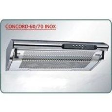 Máy hút mùi Canzy Concord CZ-70 Inox